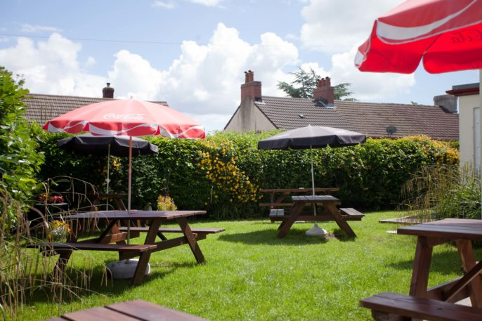 Pub beer gardens reopen 12th April