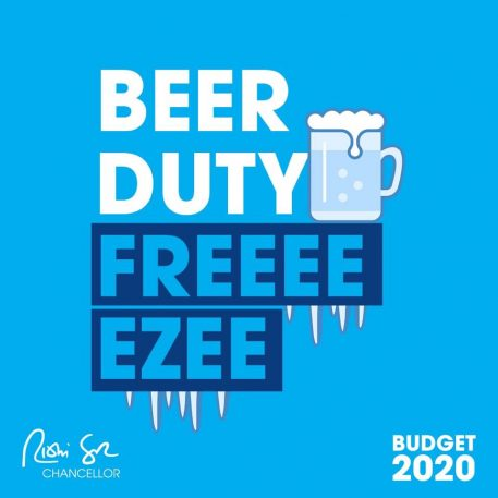 Beer Duty Freeze Long Live the Local