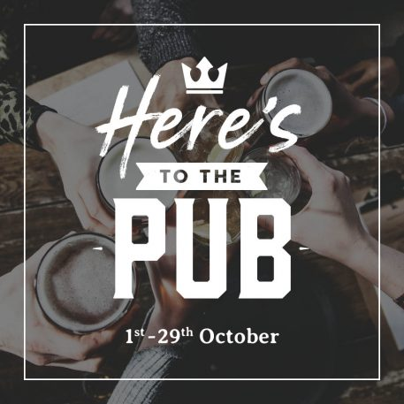 Here's to the pub Great British Pubs