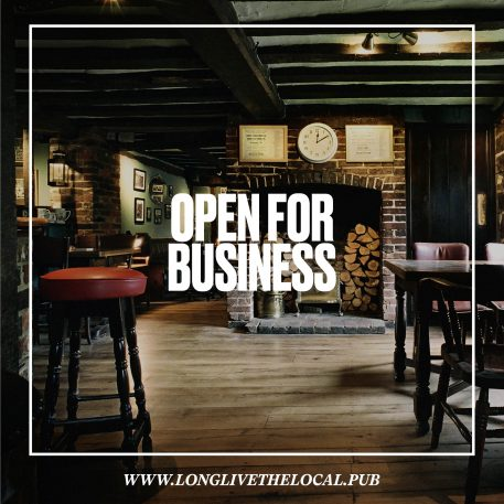 Great British Pubs reopening